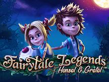 Игровой автомат Fairytale Legends: Hansel And Gretel